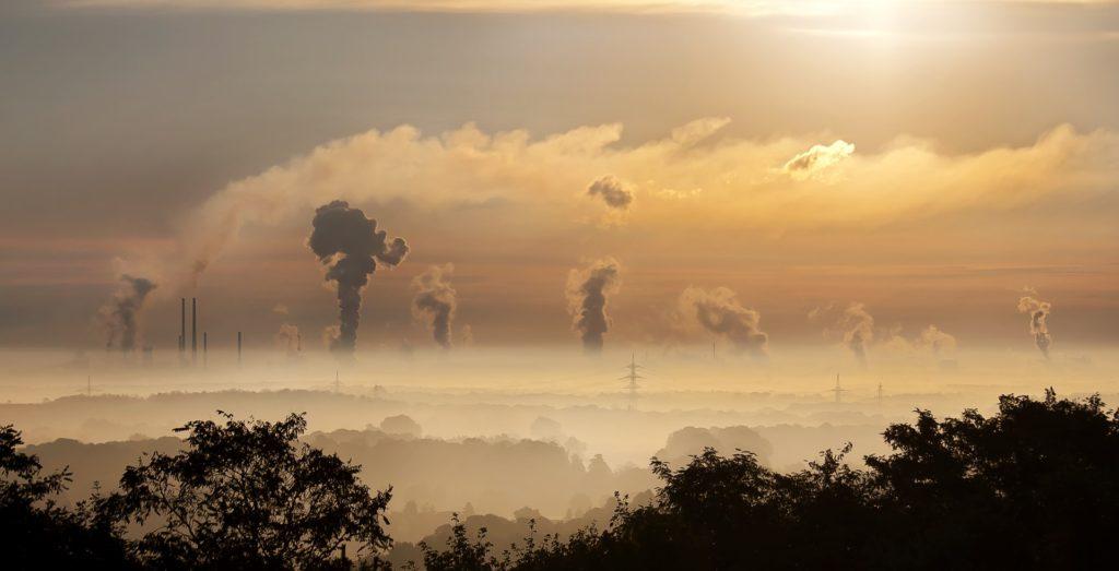 Air pollution deaths
